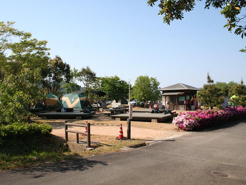 京都府|京丹後市久美浜町|かぶと山公園キャンプ場