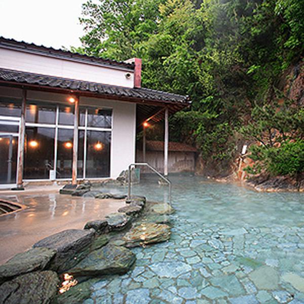 久美浜温泉「湯元館」