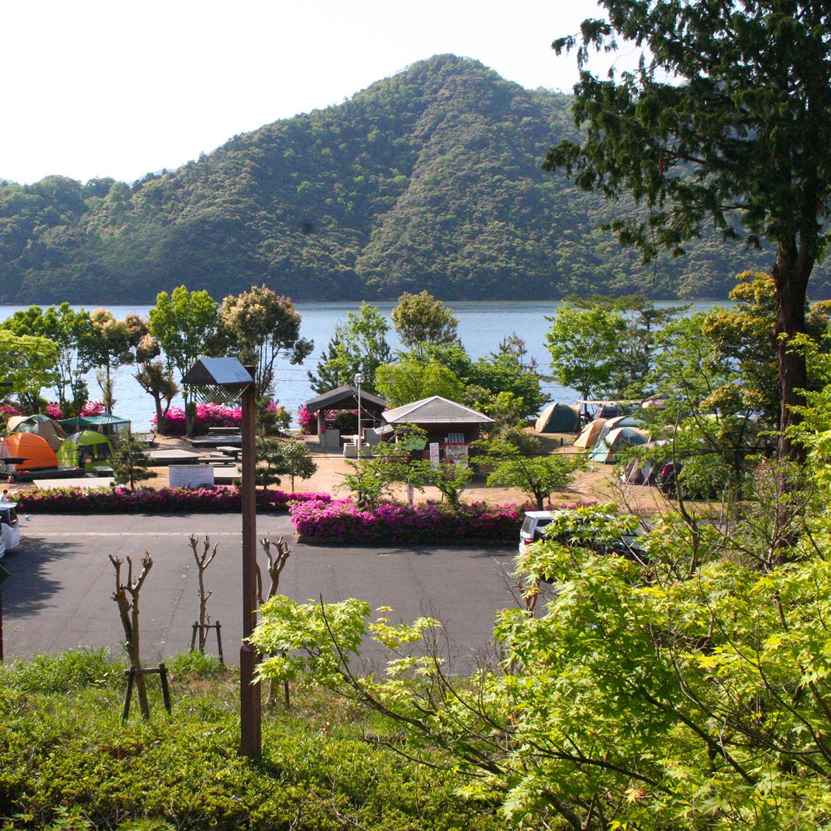 久美浜湾を望む絶景サイト